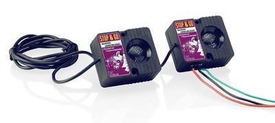 STOP & GO Ultraschallgerät mit Zusatzlautsprecher