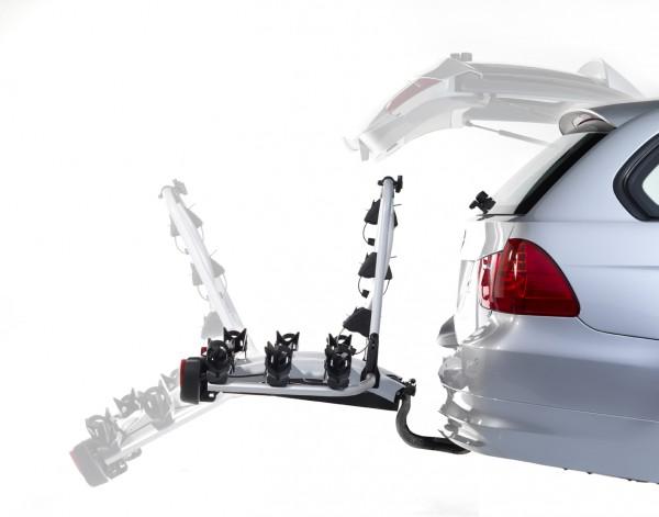 Atera Strada DL3 inkl. Adapterpaket für das 4.Rad (3+1) Fahrradträger