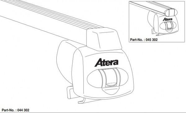 ATERA Signo 044302 (Stahl-Ausführung)