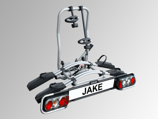 EUFAB Jake 11510 Fahrradträger für die Anhängekupplung