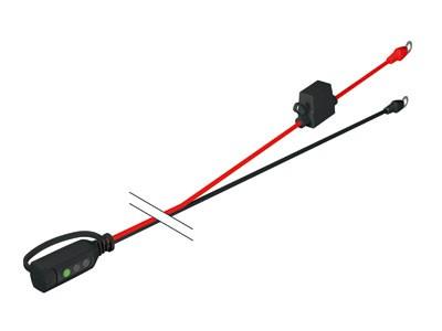 CTEK Comfort Indicator mit Ringkabelschuhen (Eyelet) 6,4mm