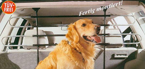 KLEINMETALL Highway Hundegitter