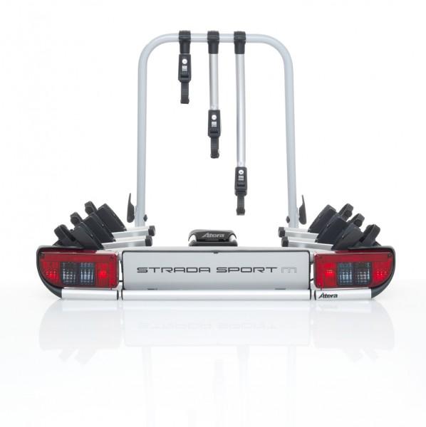 Atera Strada Sport M3 inkl. Adapterpaket für das 4.Rad (3+1) Fahrradträger